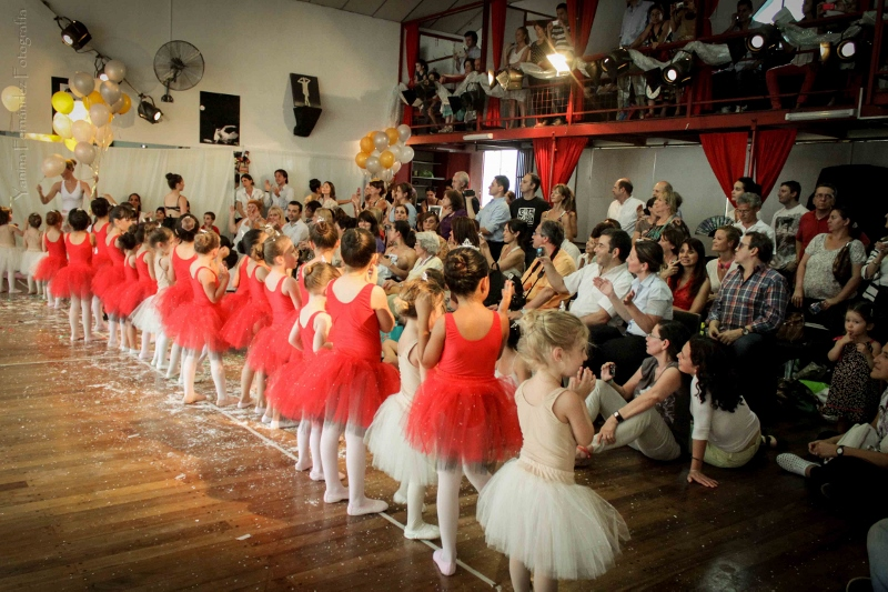 En 2013 se realizó la primera muestra anual en el Estudio, dirigida por Marisa Ferri. Sembró alegrías al por mayor. Foto: Yanina Fernández.