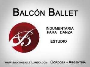 Balcón Ballet Aviso