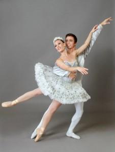 Yanina Toneatto y Franco Cadelago. Foto: Alicia Sanguinetti.