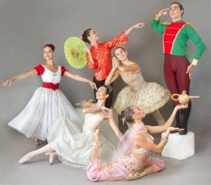Cascanueces y las Princesas Encantadas
