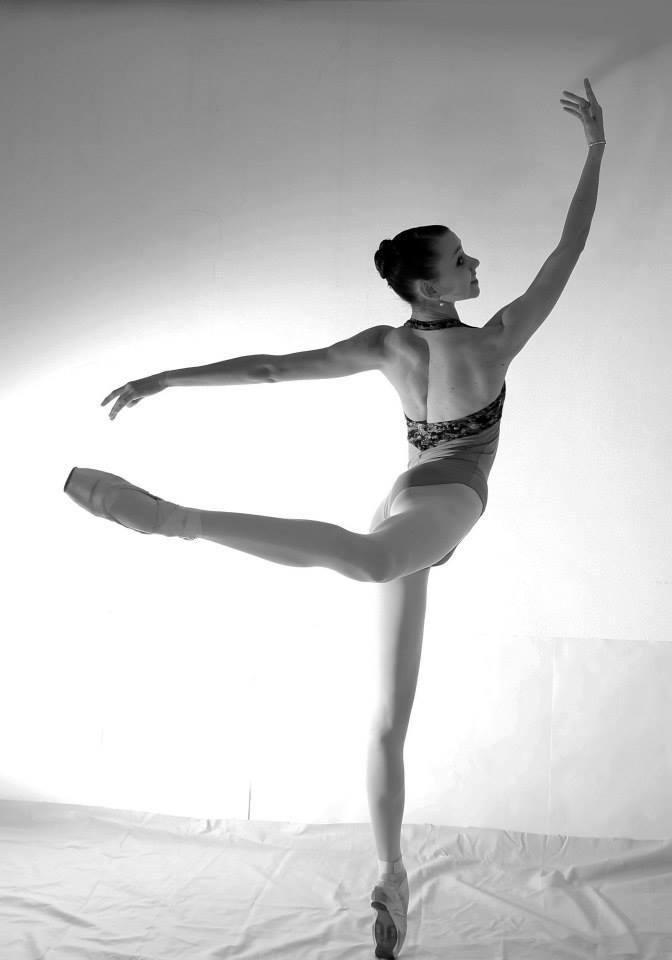 Daiana Alvarez, bahiense de 17 años, representará a Argentina en el YAGP 2014. Foto: Gentileza Daiana Alvarez.