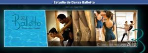 Directorio de danza - Estudio Balletto San Luis