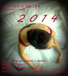 Directorio de danza - Victoria Mazari