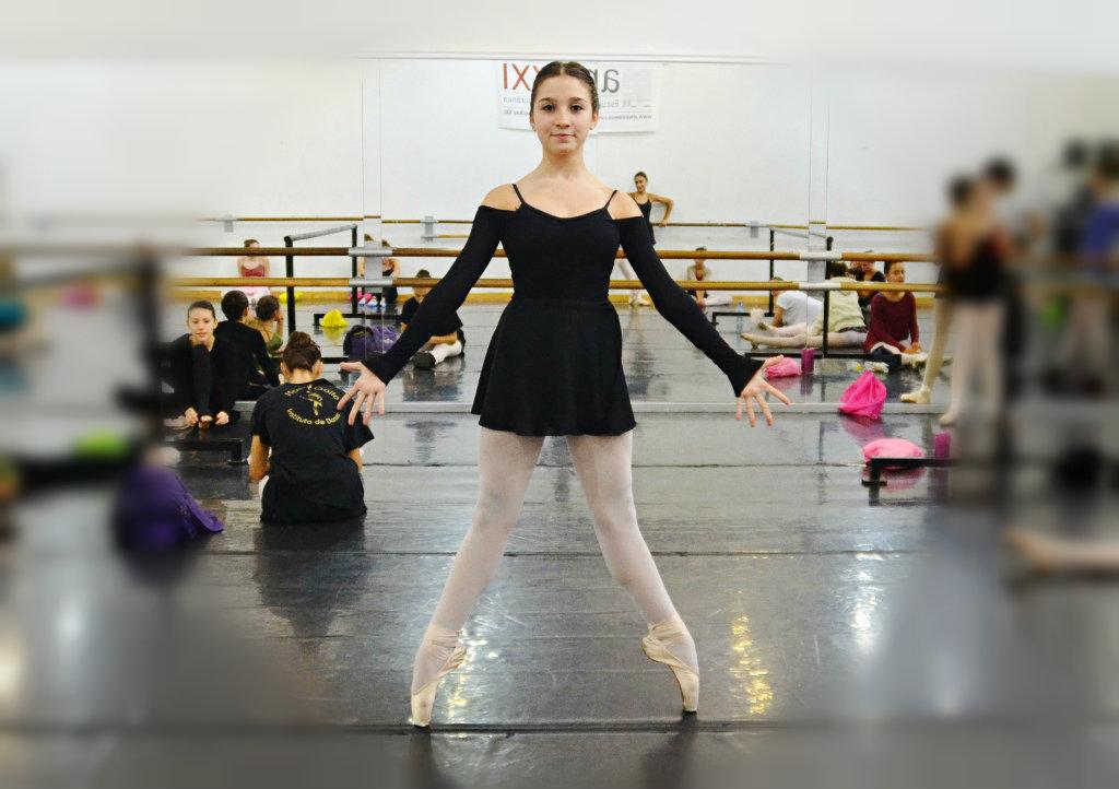 Grand Pas Classique, será su variación clásica. Una variación desafiante para una bailarina con mucho talento. Foto: REVOL.