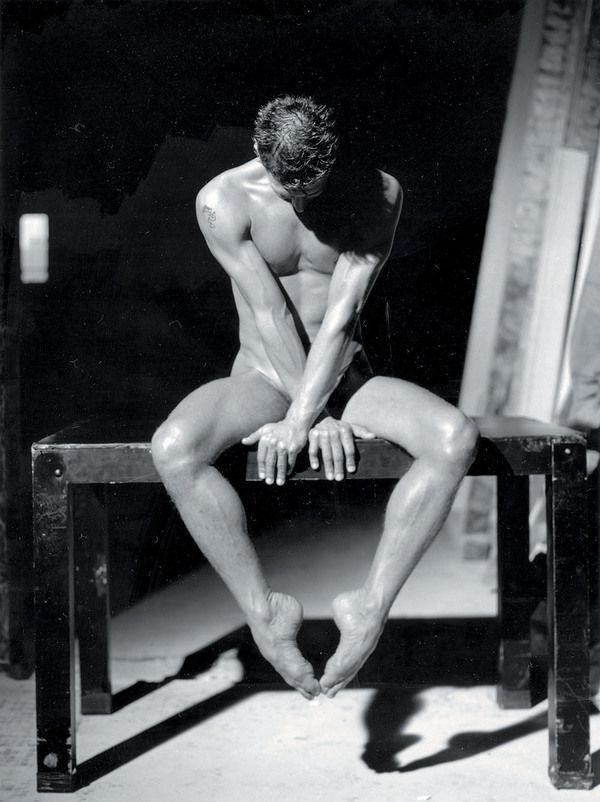 Julio Bocca, por Gaby Herbstein.