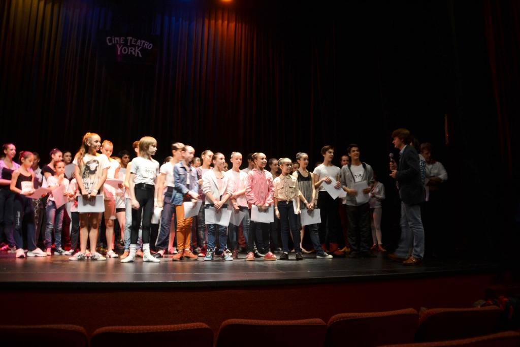 Los finalistas en Buenos Aires, el octubre de 2013. Foto: REVOL.