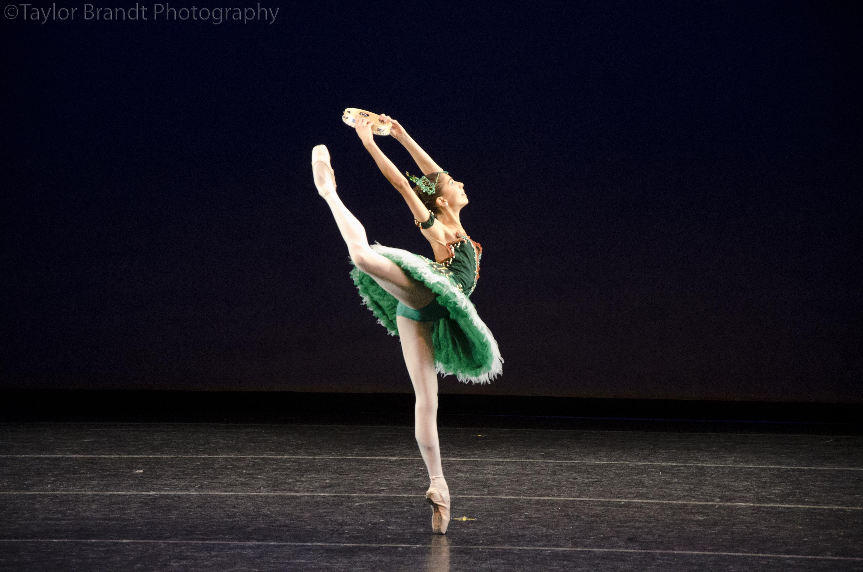 """Amparo Vázquez, argentina. Hermosa interpretación de """"La Esmeralda"""". Foto: Taylor Brandt. All rights reserved."""