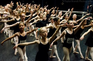 Clases en el Manhattan and Movement Arts Center. Foto: Taylor Brandt. All rights reserved.