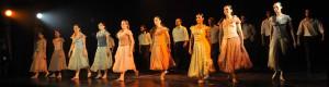El Ballet Folklórico del IUNA, un espacio de formación y difusión único en la profesionalización y la reflexión sobre estas artes en Argentina. Foto: Gentileza Folklore IUNA.