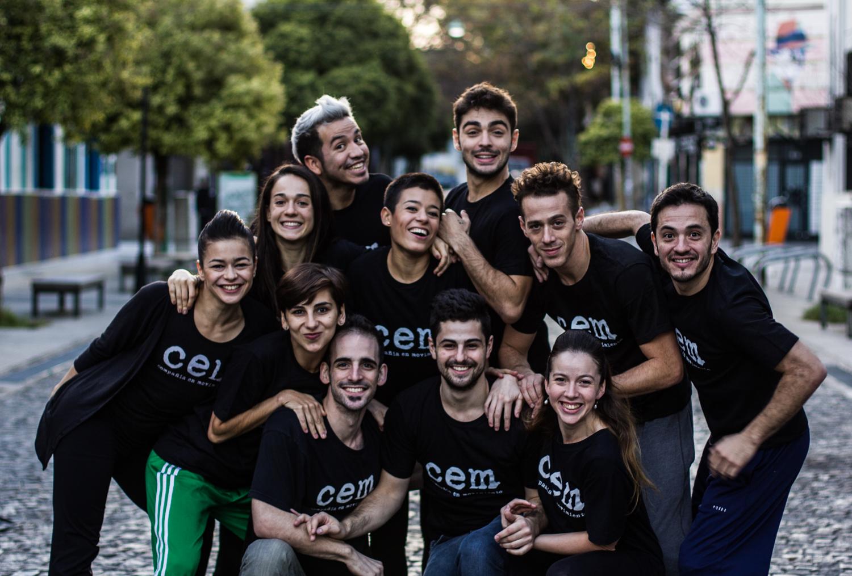 Hay equipo. La CEM y su simpatía en pleno. Foto: Gentileza Analía González.
