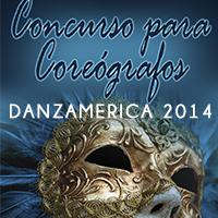 Concurso para coreografos Danzamerica