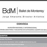 Audicion Monterrey