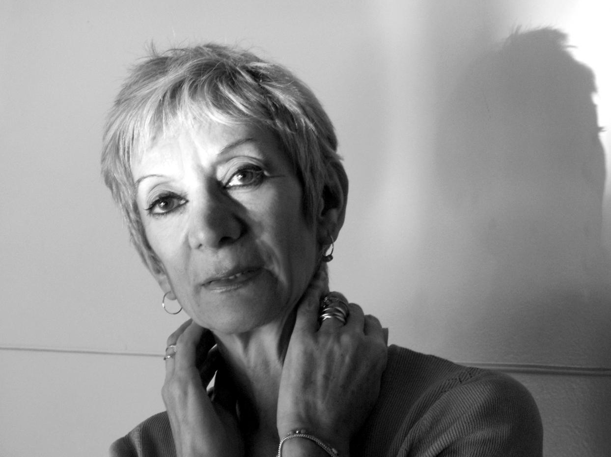 Norma Binaghi, una gran personalidad de la cultura argentina. Foto: Carlos Furman.