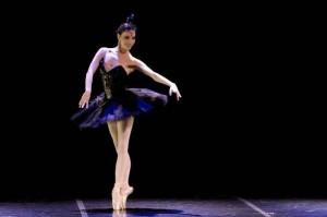 Claudia Mota, Primera Bailarina del Teatro Municipal de Rio de Janeiro. Foto: Gentileza Claudia Mota.