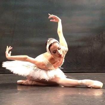Claudia es una de las grandes estrellas de la danza en Brasil. Foto: Gentileza Claudia Mota.