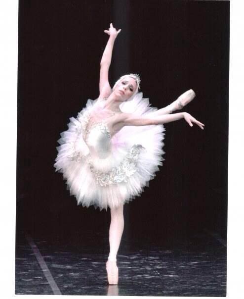 Nunca hay que perder el foco: para Claudia la mente y el coazón del bailarín deben estar en el escenario. Foto: Gentileza Claudia Mota.