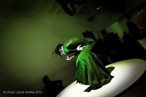 """""""Preludio flamenco"""", una reflexión sobre la identidad cultural a través del arte. Foto: Paola Evelina."""