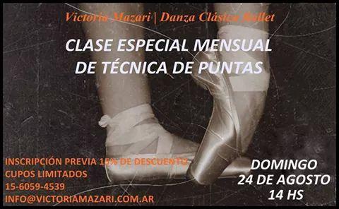 Victoria Mazari Puntas 24 de agosto