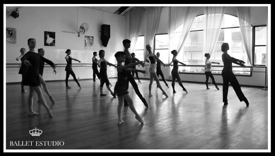 Ballet estudio Gisela Munch 1
