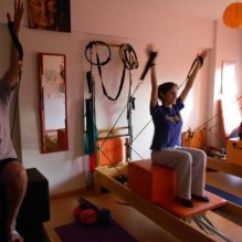 El Pilates trabaja desde el centro del cuerpo, pensándolo como una totalidad. Foto: Gentileza Cuerpo Espiral.