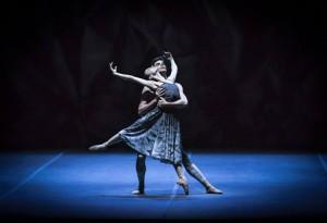 Maricel De Mitri y Matías Santos, bailarines del Ballet Estable del Teatro Colón. Foto: Gentileza Arte y Cultura.