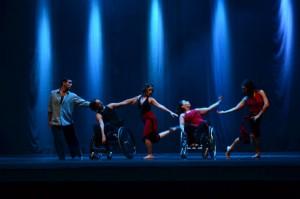 Danza integradora, iniciativa de Susana González Gonz. Foto: Gentileza Susana González Gonz.