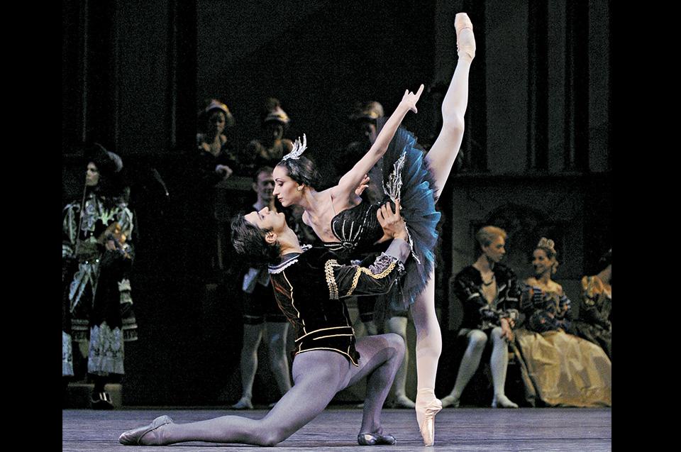 Carolina Aguero Ballet Estudio