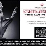 Marta Mulleady acondicionamiento muscular