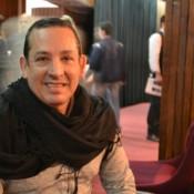 Claudio Muñoz, del Ballet de Houston, brega por la apertura de cada vez más puertas para Latinoamérica en la danza. Foto: REVOL.