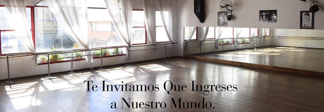 Tapa Ballet Estudio