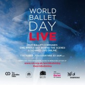 World Ballet Day