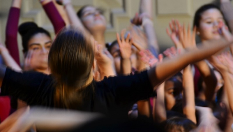 Día Nacional de la Danza 2014 en el Congreso Nacional