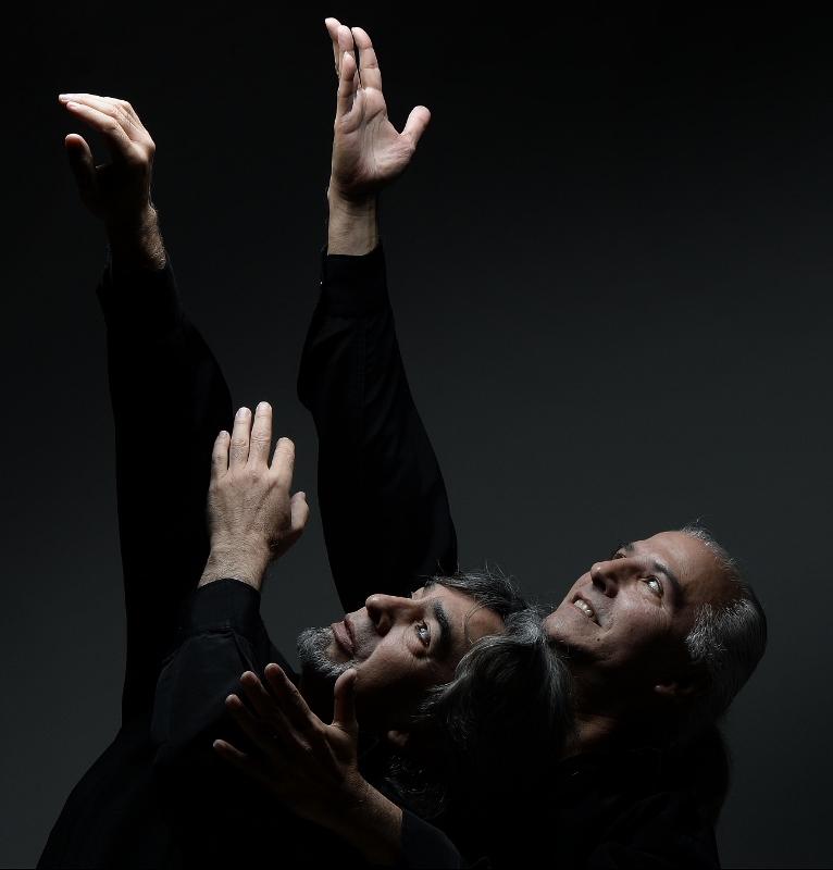 Koki y Pajarín Saavedra. Foto: Ariel y Pablo Grinberg.