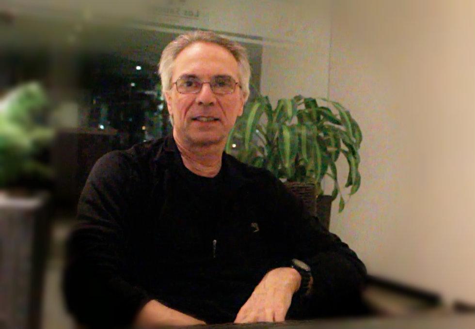 Raúl Candal, uno de los más impotantes pedagogos de la danza en Argentina. Foto: REVOL.