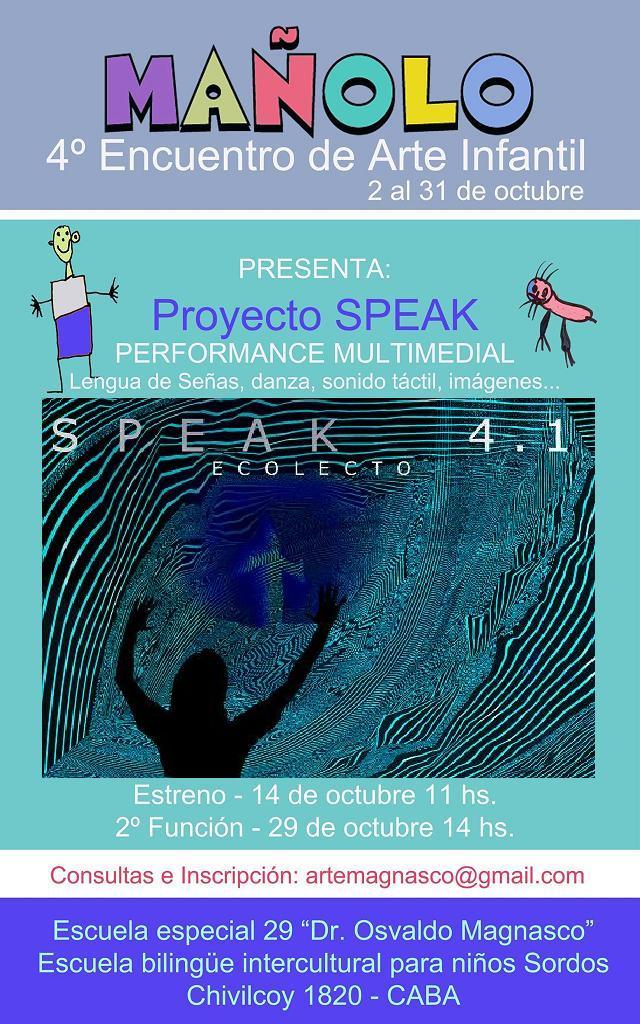Speak 4.1