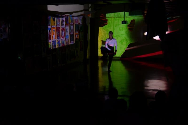 Speak 4.1, en el Colegio Magnasco, en el marco de Proyecto Mañolo. Foto: REVOL.