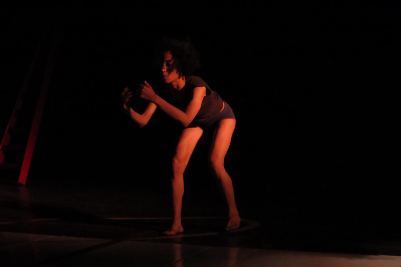 """""""Embiste"""", de Compañía Dunzica, dirigida por Catalina Briski. Foto: Gentileza."""