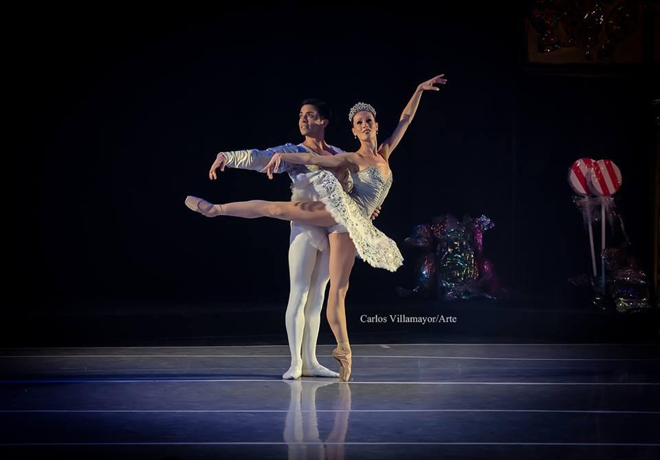 Franco Cadelago y Yanina Toneatto. Foto: Carlos Villamayor.