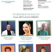 Workshop Febrero Arte y Cultura