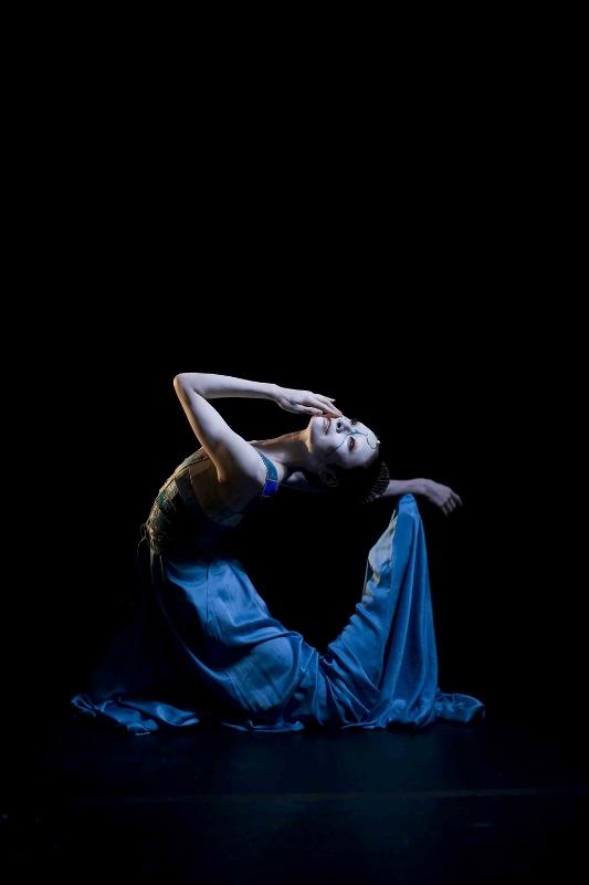 """""""La Sirenita"""", de John Neumeier. Foto: Gentileza Film&Arts."""