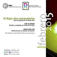 Rojas Convocatorias