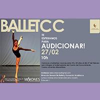 Audiciones Ballet del Centro del Conocimiento