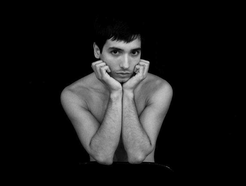 Daniel Proietto: un artista en constante reconversión. Foto: Alan Lucien Oeyen.