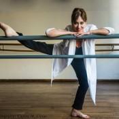 Ballet Estudio, un ámbito cultural, en el que la enseñanza es integral. Foto: Carlos César.