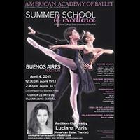 Ballet Academy cartelera