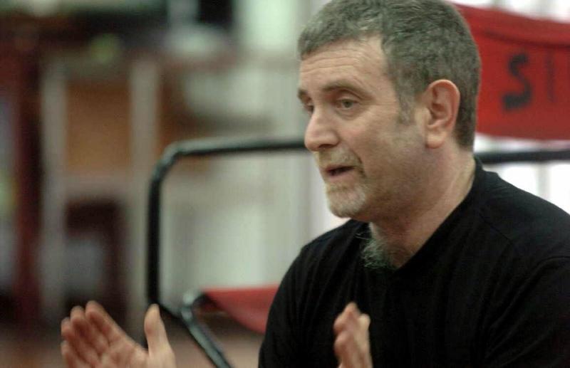 Maestro Pashkus: la danza lo convocó desde una visceralidad