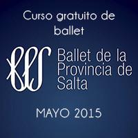 Curso Ballet de Salta