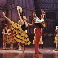 """""""Don Quijote"""", por el Ballet del Teatro Argentino de La Plata @ Teatro Argentino de La Plata"""