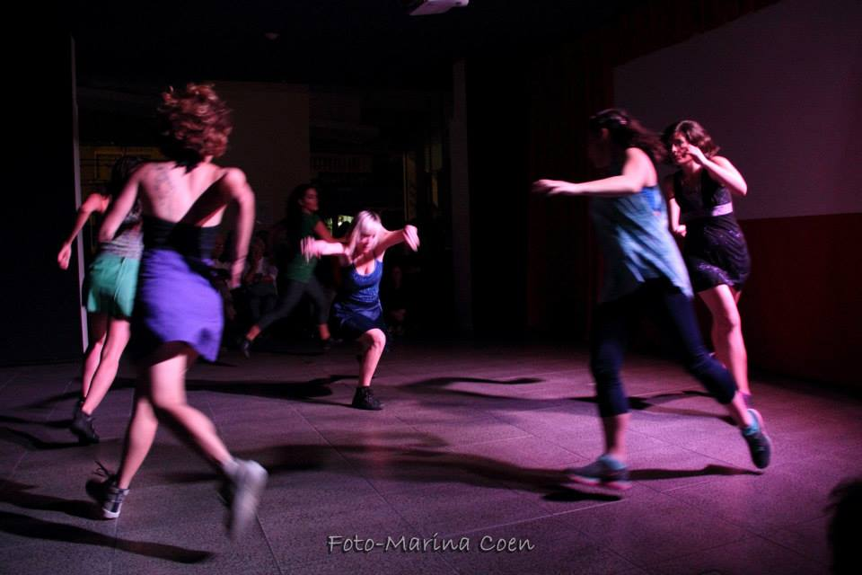 Imágenes de un solo grupal Ana Borré