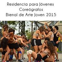 Residencia para jovenes coreografos Bienal